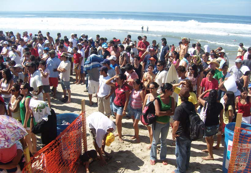 Aumenta el calor en Oaxaca