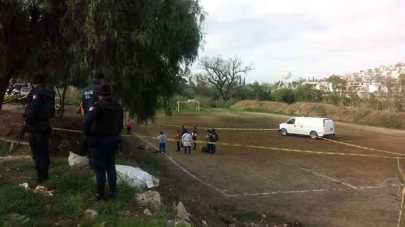 ¡Ejecutados, el pan de cada día en Oaxaca!