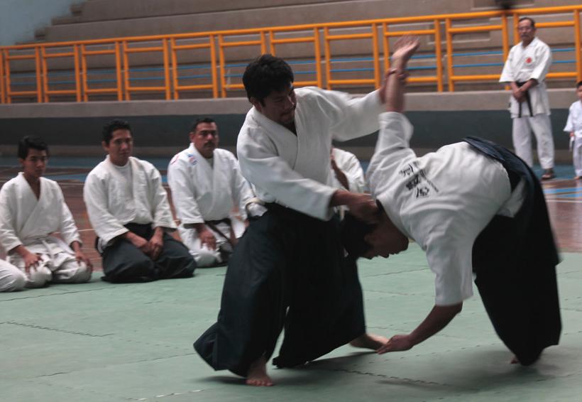 Mostrarán documental de artes marciales en Oaxaca