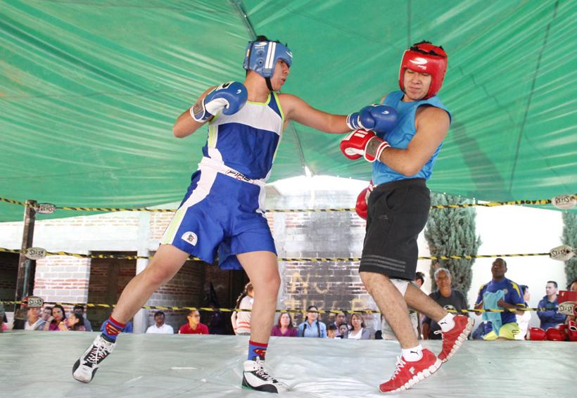 Obtiene buena respuesta función de boxeo | El Imparcial de Oaxaca