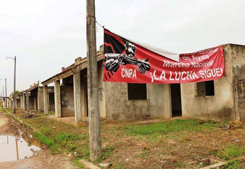 Avanza acuerdo sobre casas abandonadas en Tuxtepec