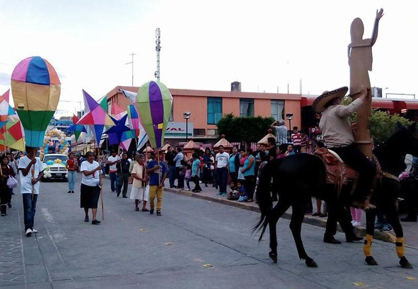 Celebran a San Juan Bautista, el santo patrono de Huajuapan