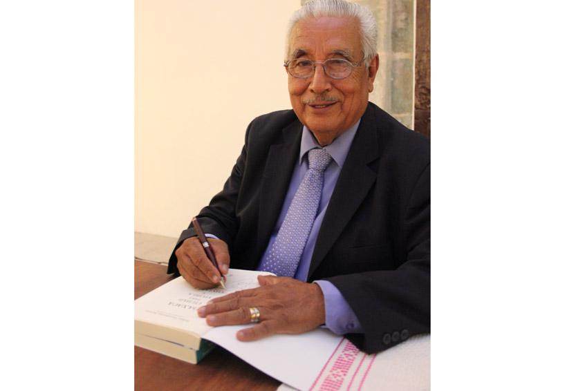 Rubén Vasconcelos Beltrán, un año de su  fallecimiento
