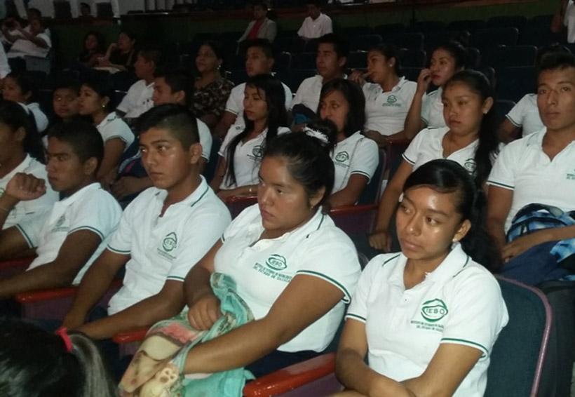 IEBO sigue preparando a jóvenes de la Cuenca