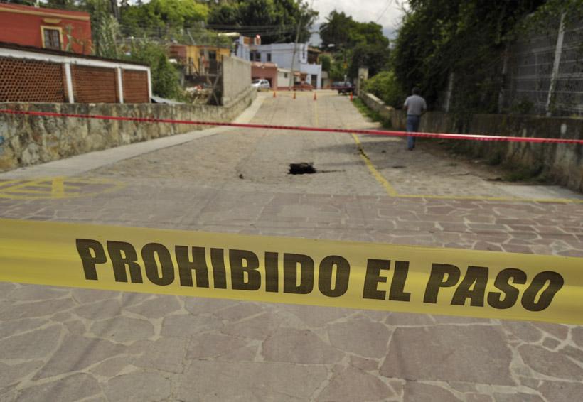 Fuga en la red sanitaria y pluvial en Xochimilco