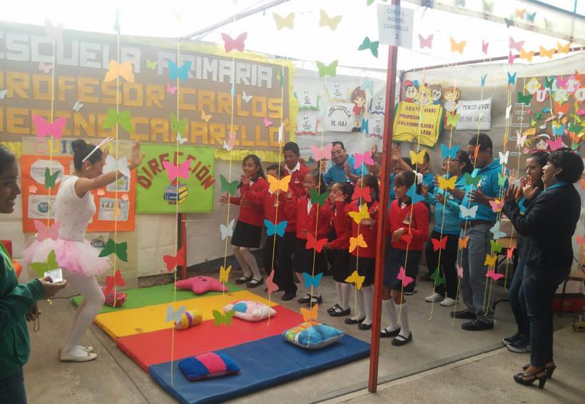Fortalecen cultura mixteca con encuentro pedagógico