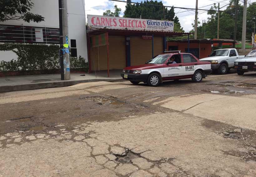 Abandona municipios y CAO vialidades en Oaxaca