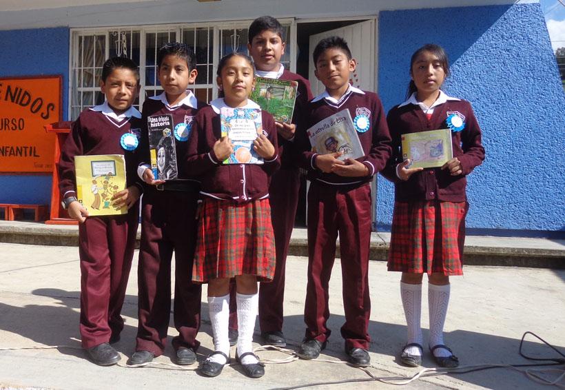 Fomentan en Tlaxiaco el hábito de la lectura en los niños