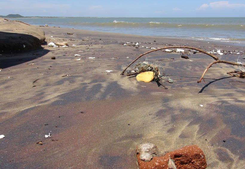 Pemex contamina Salina Cruz