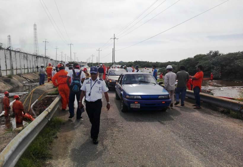 En el Istmo protestan contra Pemex