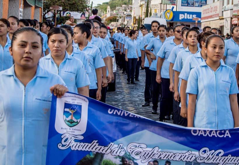 Facultad de Enfermería,  semillero de profesionales en la Mixteca