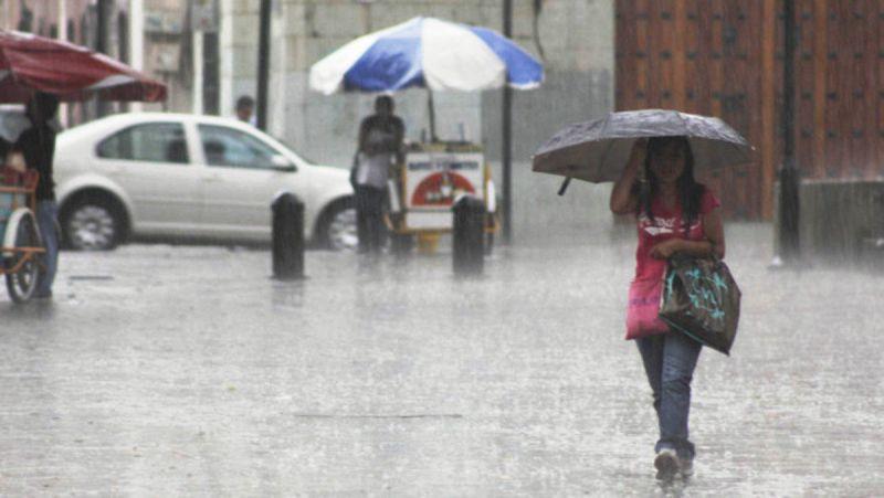 El finde comenzó con alerta por lluvias y tormentas fuertes