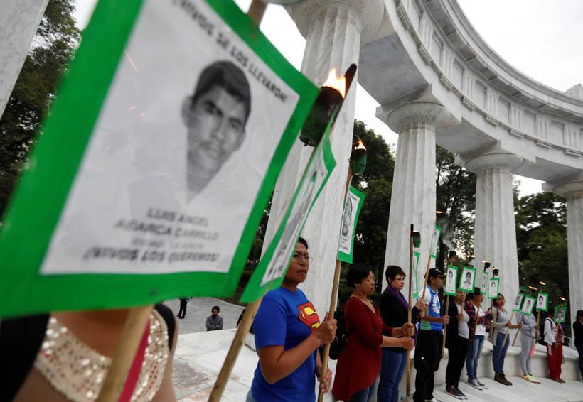 Padres de los 43 esperan que PGR cumpla con las líneas de investigación | El Imparcial de Oaxaca