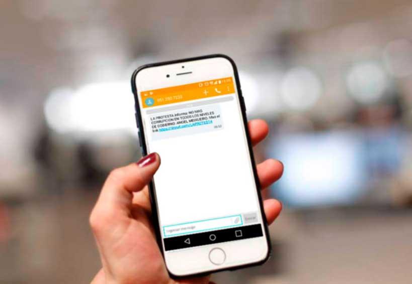 Usuarios denuncian acoso en teléfonos móviles | El Imparcial de Oaxaca