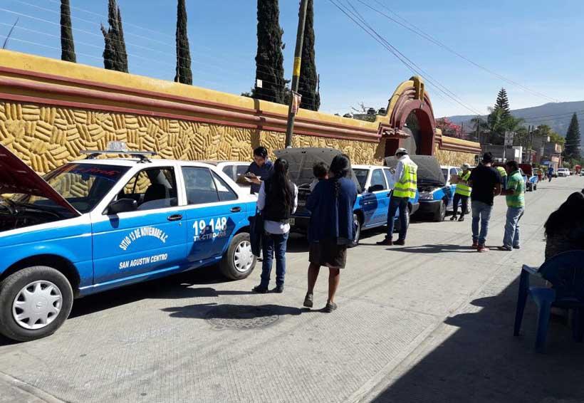 Taxistas de Oaxaca denuncian tibieza de las autoridades | El Imparcial de Oaxaca