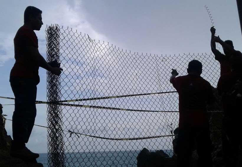 Clausuran el andador turístico de Puerto Escondido | El Imparcial de Oaxaca