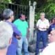 Conflicto entre vecinos por pésima obra de drenaje en el Istmo