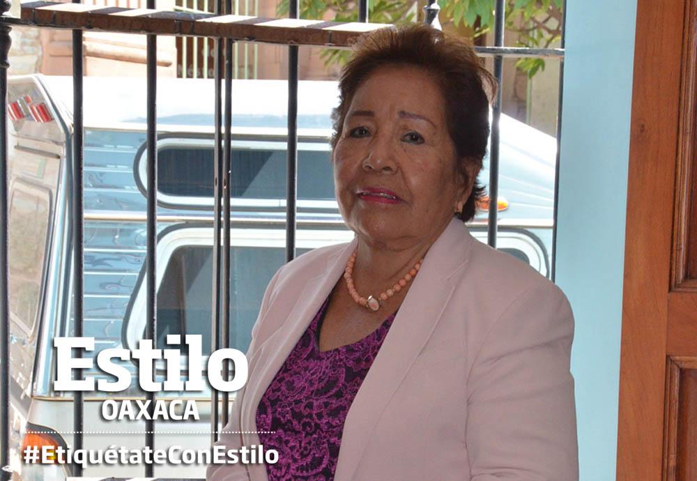 Doña Carmelita celebra un año más de vida