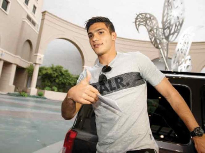 Everton realizaría millonaria oferta por Raúl Jiménez