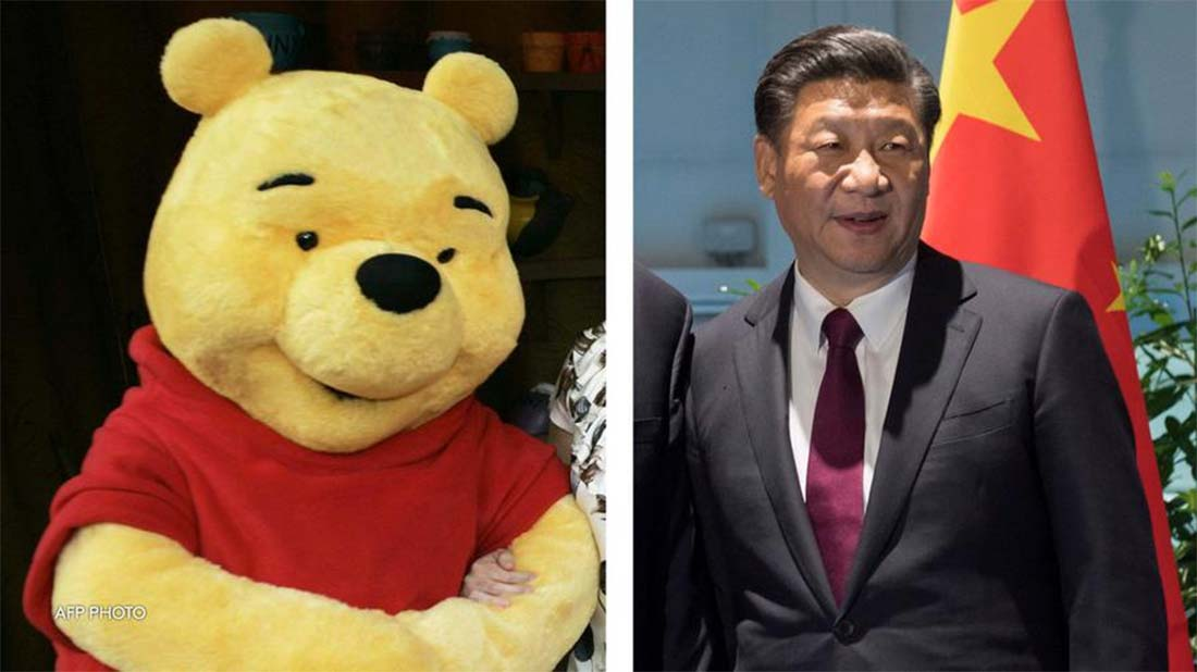 Prohibido comparar al presidente chino con Winnie the Poo | El Imparcial de Oaxaca
