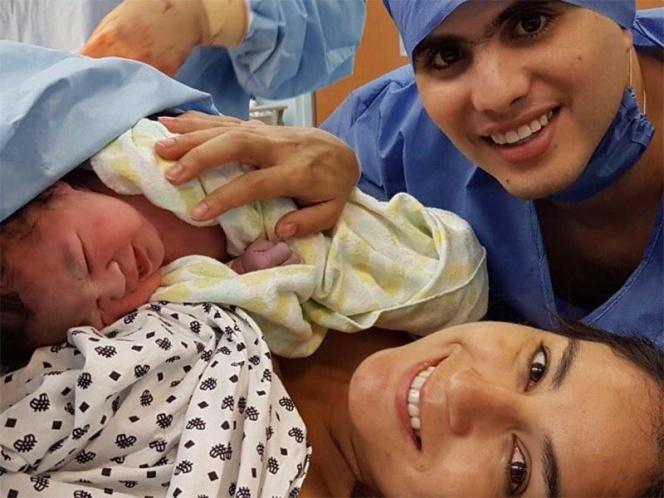 Nace la hija de Paola Espinosa e Iván García | El Imparcial de Oaxaca