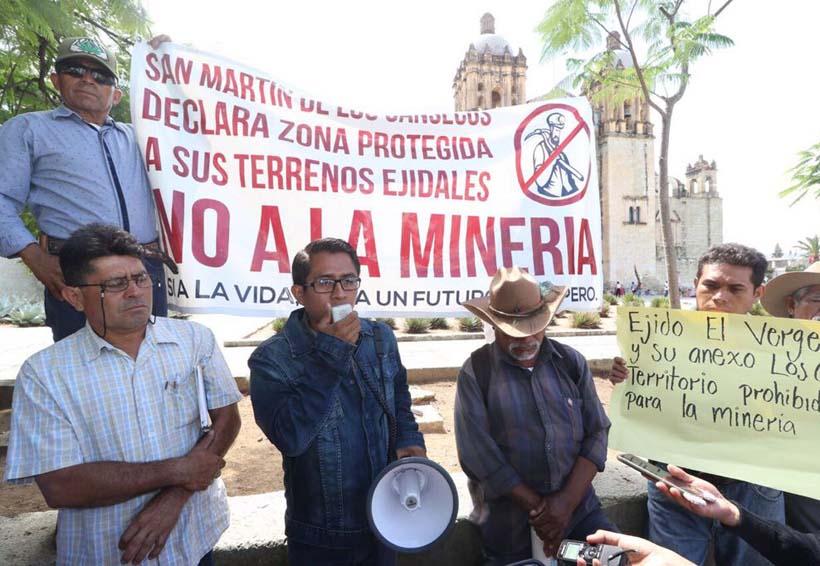 Refrendan rechazo a expansión de  minera en el Valle de Ocotlán y Ejutla | El Imparcial de Oaxaca