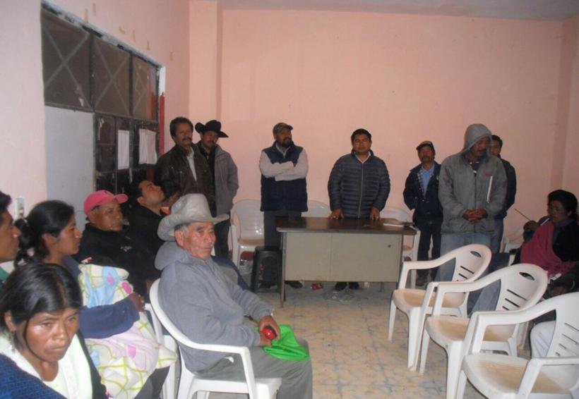 Reavivan conflicto entre Santo Domingo Ixcatlán y Chalcatongo