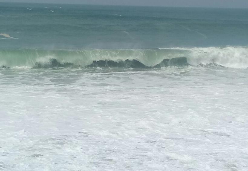 Mar de fondo afecta costas del Istmo