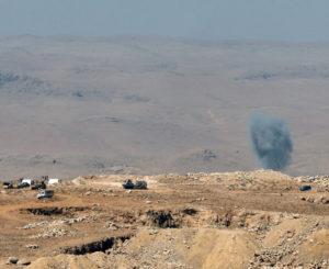 Mueren 29 personas tras bombardeos en Raqa, Siria, bastión del EI