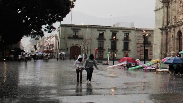Se prevén tormentas fuertes este miércoles en Oaxaca | El Imparcial de Oaxaca