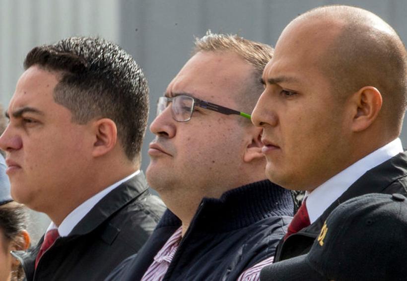 La de Duarte, una extradición en tiempo récord | El Imparcial de Oaxaca