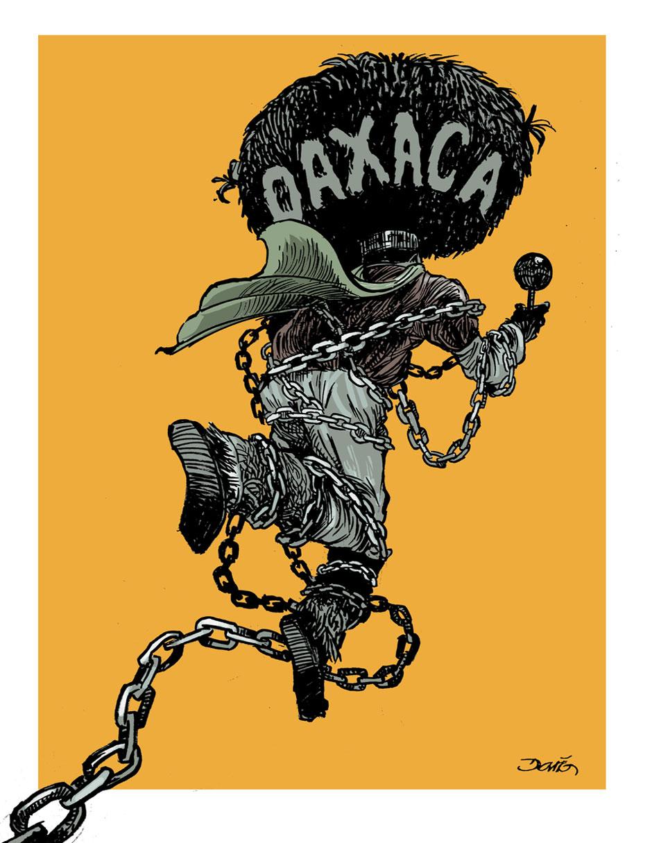 17071017 | El Imparcial de Oaxaca