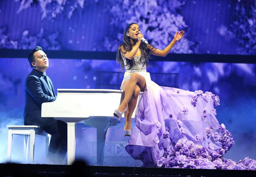 Ariana Grande es nombrada ciudadana honoraria de Manchester
