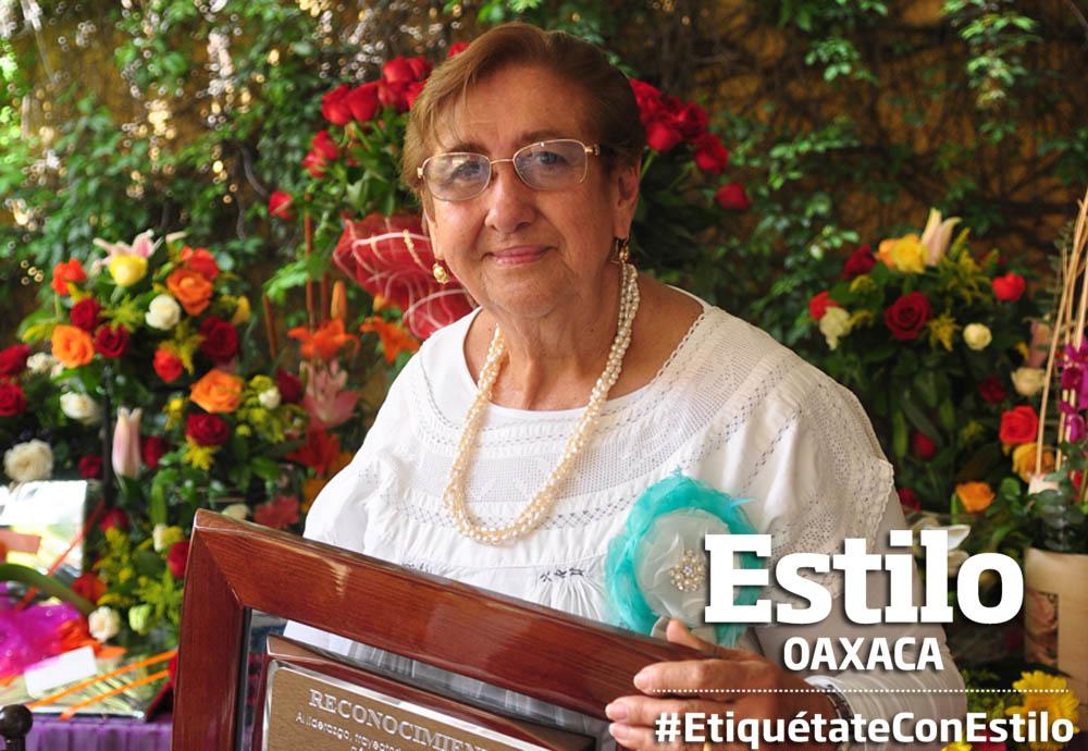 Homenajean a  Doña Gloria