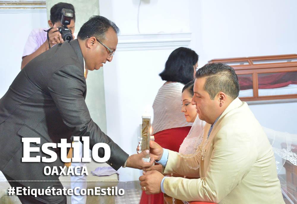 Pedro y Alma unen sus vidas