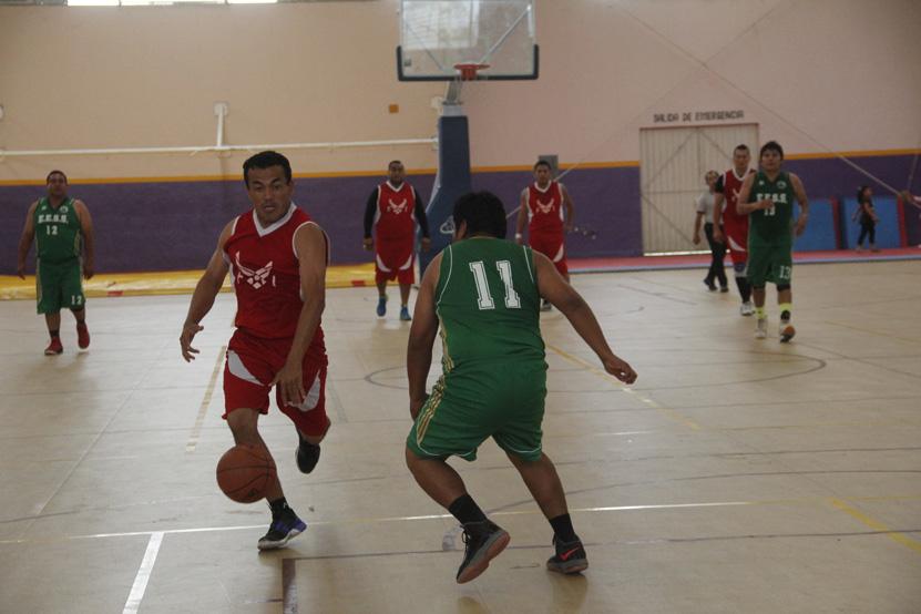Se juega la segunda jornada  en la Casa de los Deportes | El Imparcial de Oaxaca
