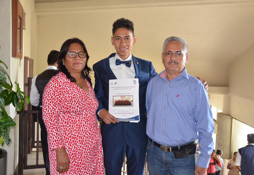 Graduado del bachillerato