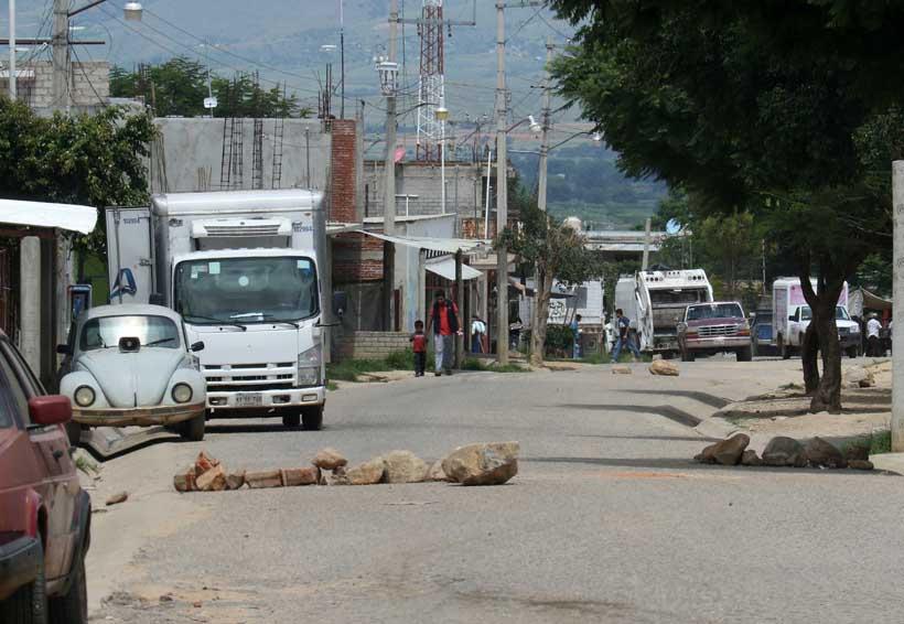 Viven con zozobra y miedo en la Vicente Guerrero | El Imparcial de Oaxaca