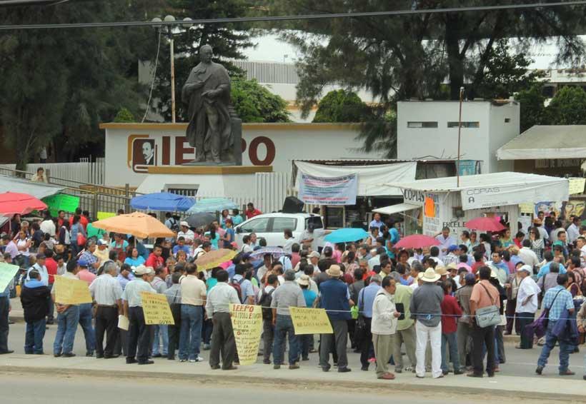 IEEPO, edificio fantasma   El Imparcial de Oaxaca