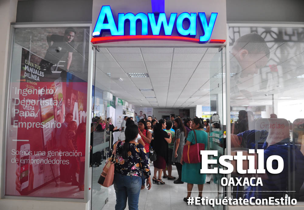 Amway abre sus puertas