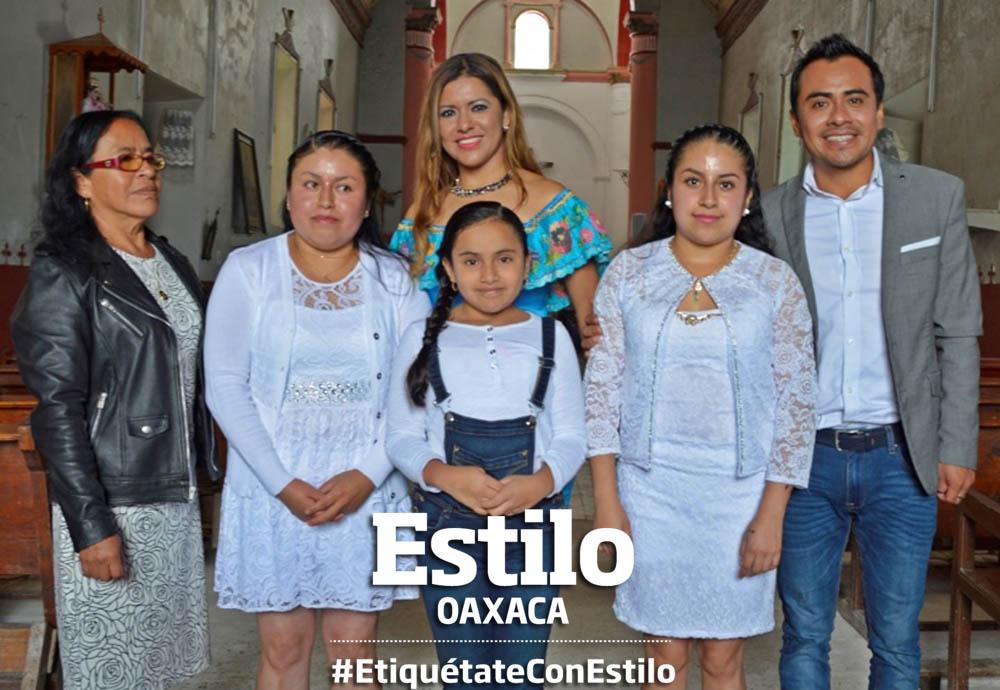 Lizbeth y Estela reciben el Bautismo | El Imparcial de Oaxaca