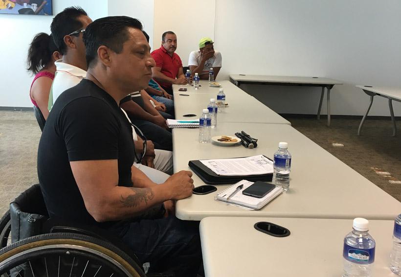 Niega Cecude recursos a paralímpicos oaxaqueños | El Imparcial de Oaxaca