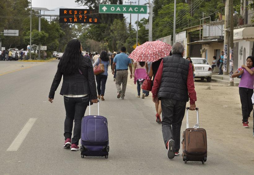 10 lecciones para tratar mal a un turista en Oaxaca | El Imparcial de Oaxaca