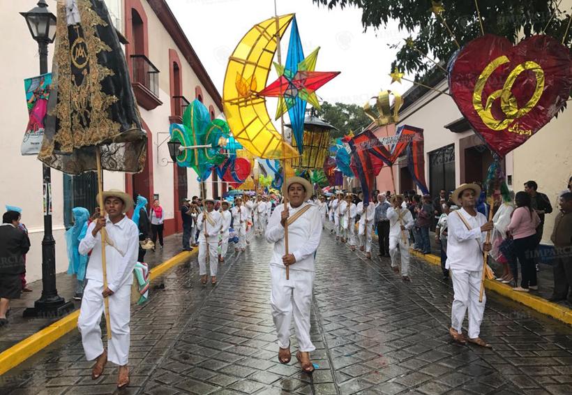Se realiza primer Desfile de Delegaciones de la Guelaguetza 2017 | El Imparcial de Oaxaca