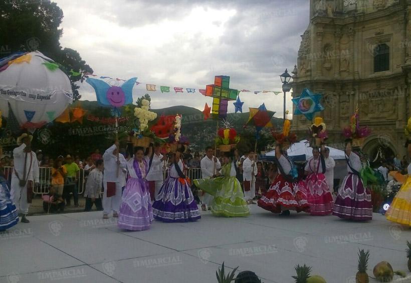 Se lleva a cabo una Guelaguetza muy especial | El Imparcial de Oaxaca