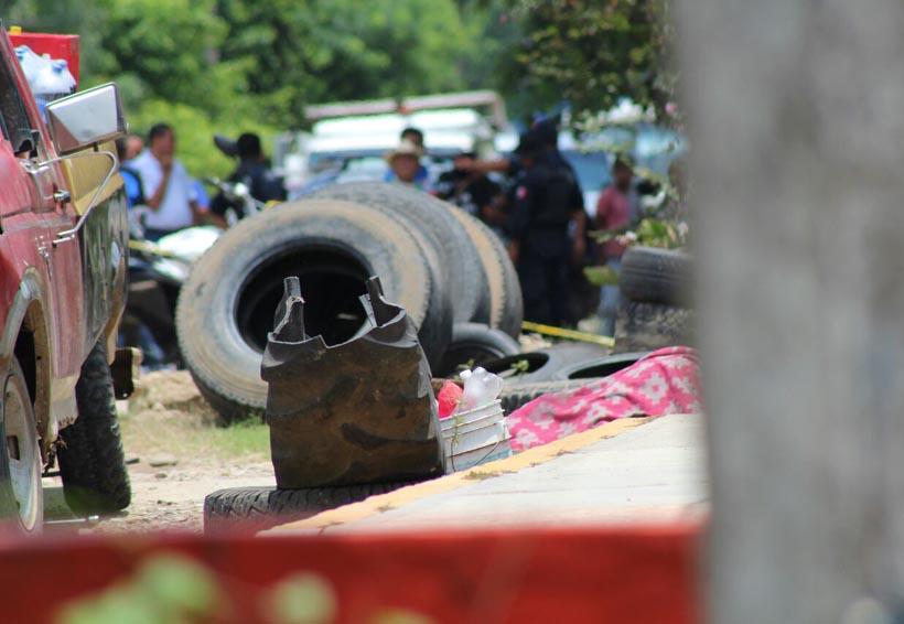 Matan a talacheros en Oaxaca | El Imparcial de Oaxaca