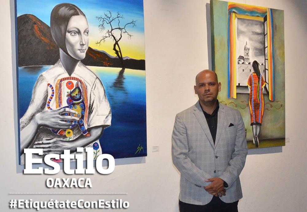 Inauguran Exposición pictórica