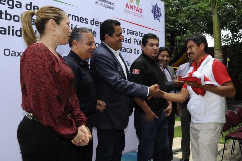 Se alistan para el próximo torneo que organiza el municipio de Oaxaca | El Imparcial de Oaxaca