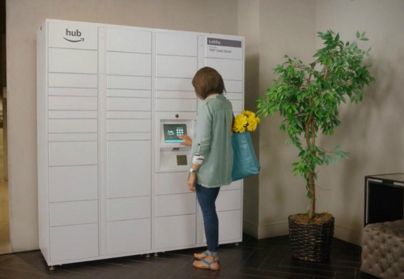 Amazon quiere cambiar los buzones tradicionales por un sistema de lockers electrónico | El Imparcial de Oaxaca