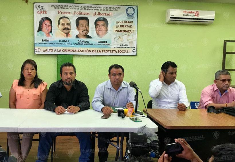 S-22 informa que es un acuerdo el boicot a la Guelaguetza | El Imparcial de Oaxaca
